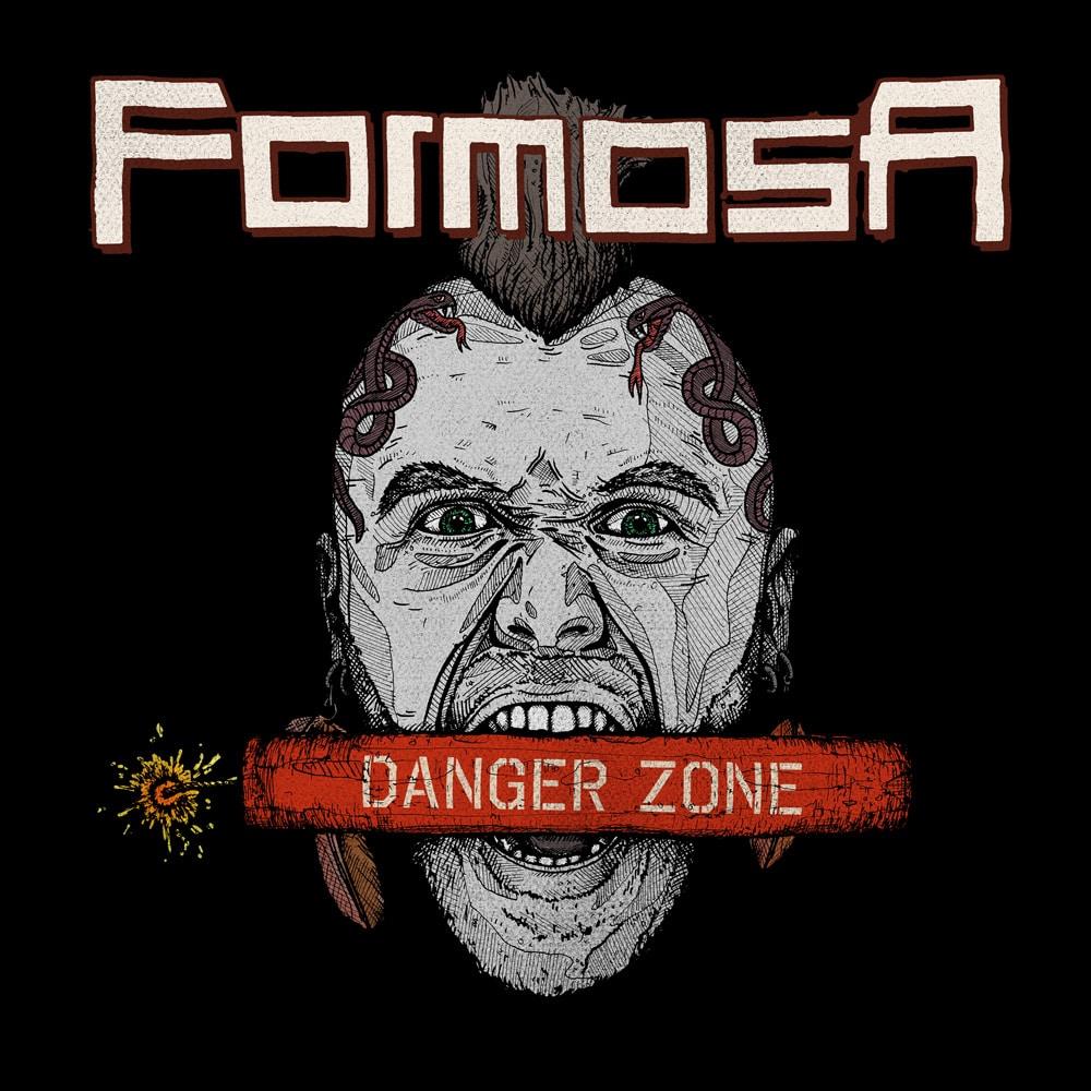 Formosa Band - Formosaband - Essener Hardrocktrio - Formosa Hardrock Musikgruppe - Danger Zone - Cover Musik